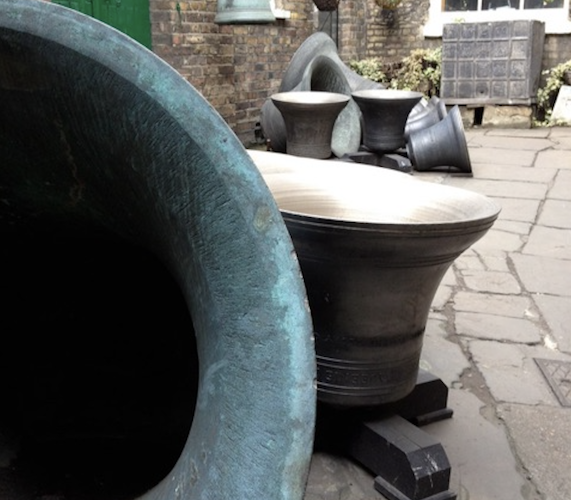 Vic Keegan's Lost London 31: The Whitechapel Bell Foundry