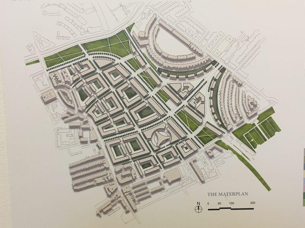 Earls Court: alternative masterplans for controversial scheme