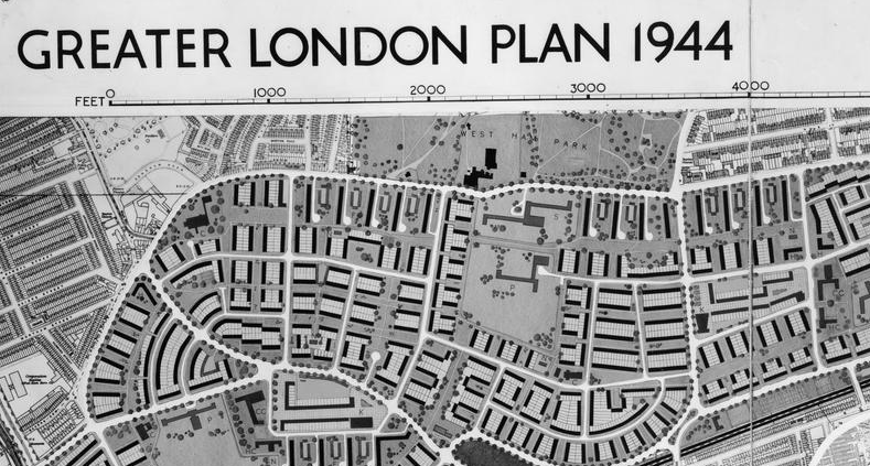 Guest article: London can still learn from the Abercrombie Plan