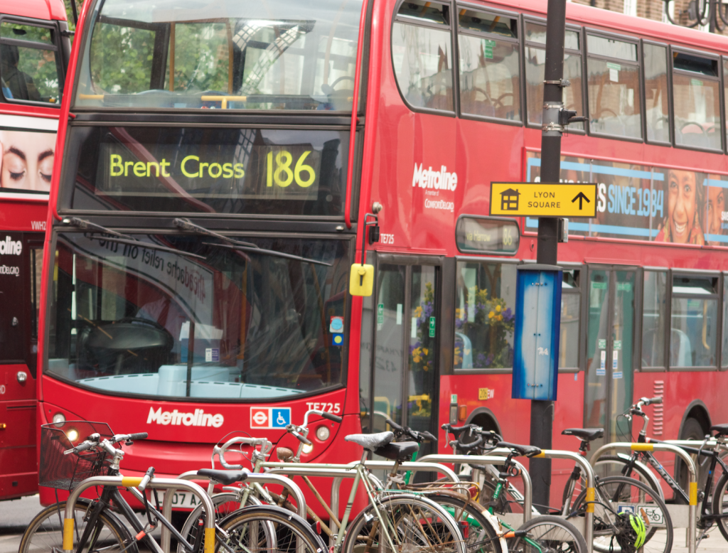 Some early thoughts about the mayor's draft transport strategy