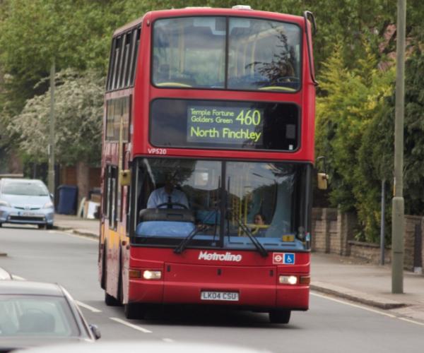 Bus 460