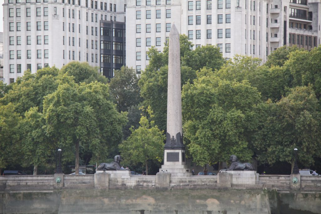 Vic Keegan's Lost London. 3: where Cleopatra's Needle might have stood