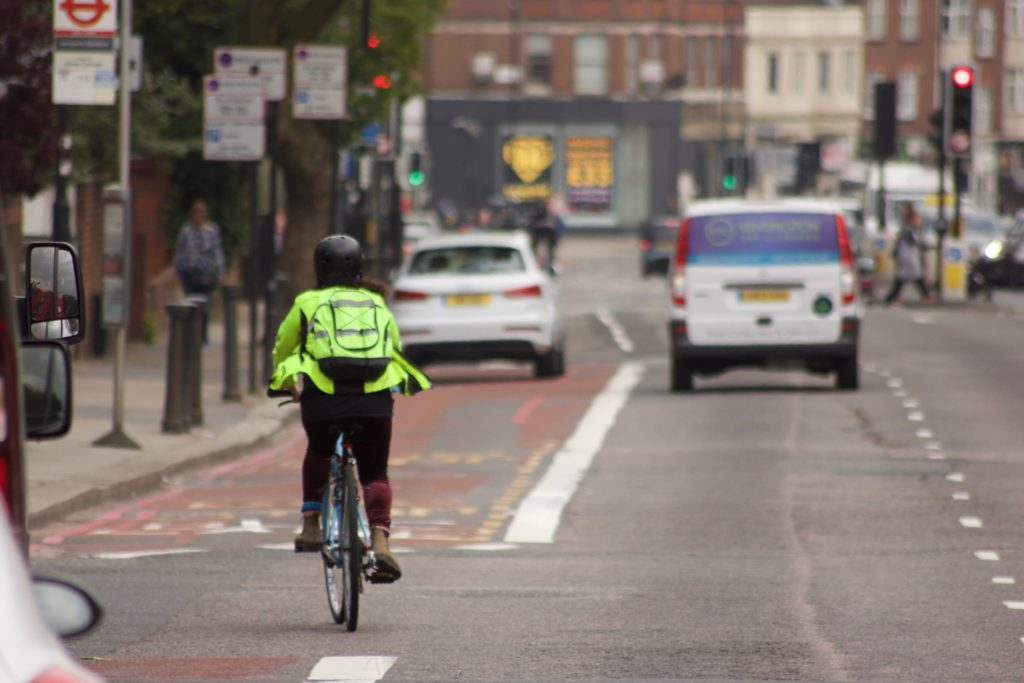 Restraining car use is best way to increase cycling in London, says report