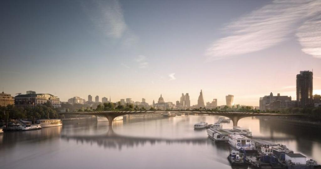 Garden Bridge: a nice idea brought down by tidal politics