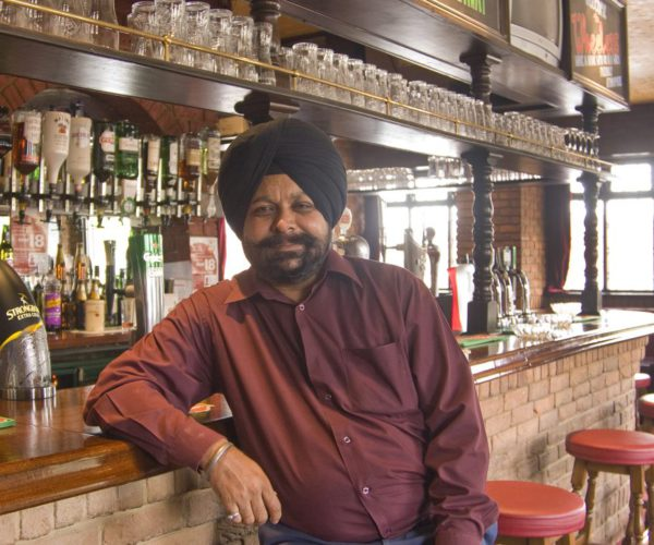 Harden singh sikh publican at wheelers pub originally built in the 1850s. closed in 2010 and replaced with a block of flats 1024x724