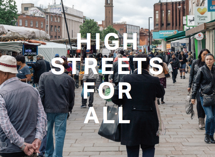 How will London's High Streets change and grow?