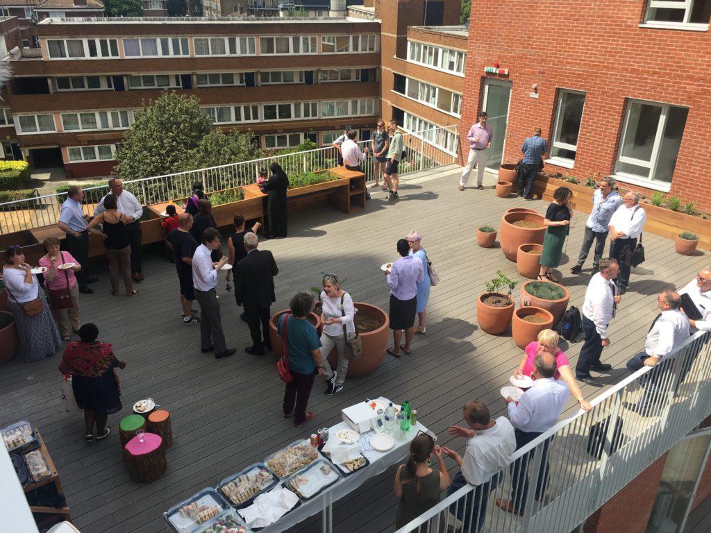 Southwark: the happy housing story of Marklake Court