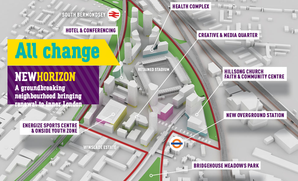 Millwall & New Bermondsey: affordable housing 'rising towards 35%'