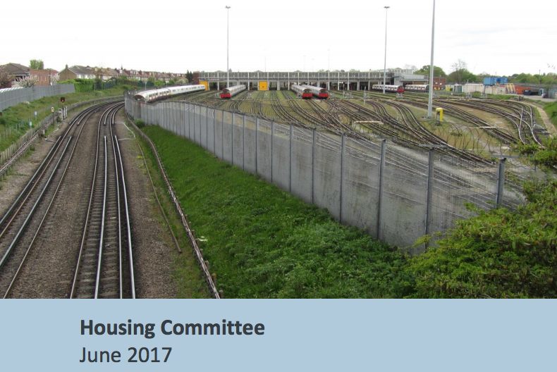 Transport for London urged to speed up affordable housing delivery