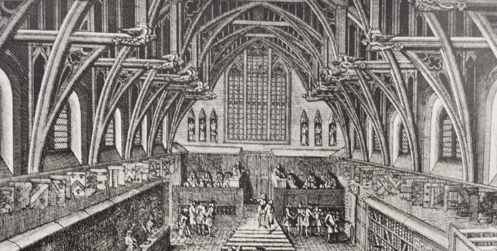 Vic Keegan's Lost London 19: the oak roof of Westminster Hall