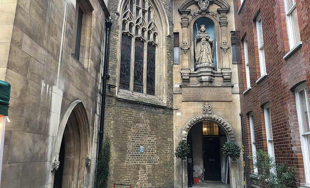 Vic Keegan's Lost London 30: Elizabeth I at St Dunstan-in-the-West