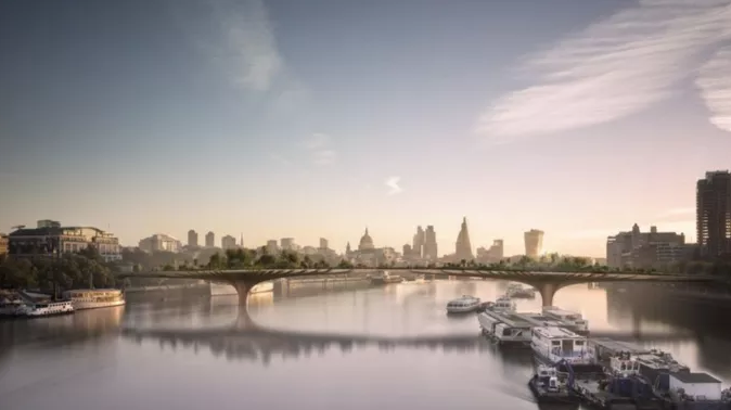 The overblown Garden Bridge show now looks over