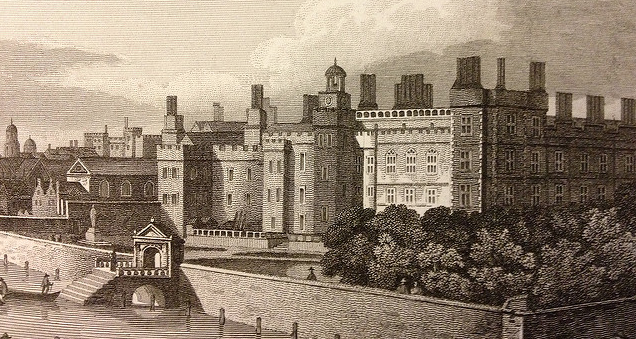 Vic Keegan's Lost London 43: the remains of the first Somerset House