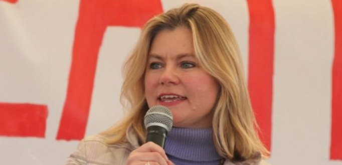 Justine Greening and London Assembly Conservatives line up against Heathrow expansion as mayoral candidate contest nears