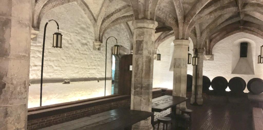 Vic Keegan's Lost London 53: Cardinal Wolsey's wine cellar