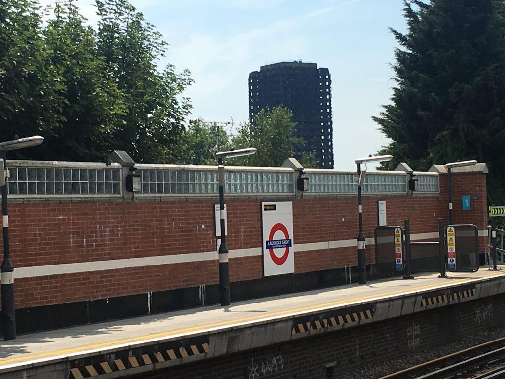 Grenfell Tower: why survivors of the fire might resist accepting temporary homes