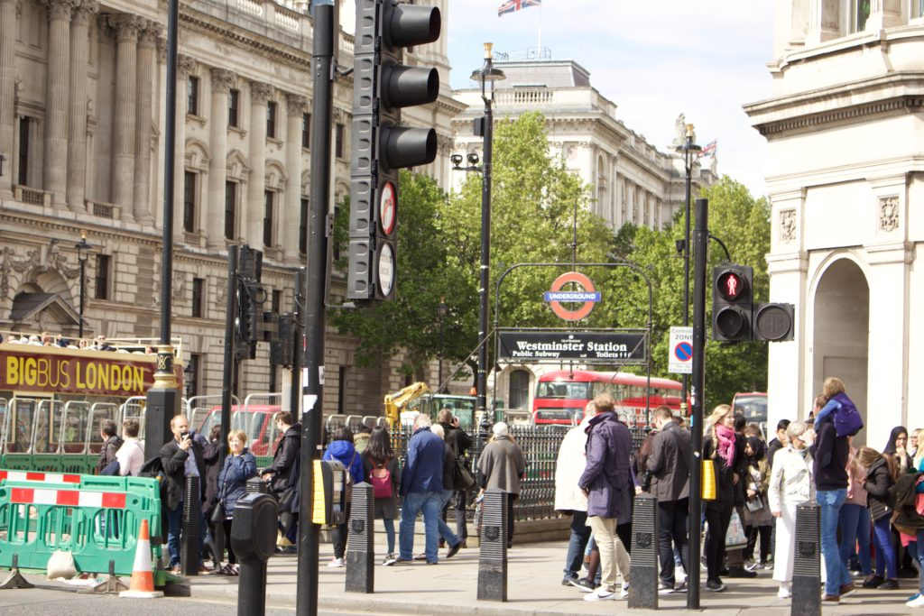 Could London's booming population start to fall?
