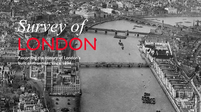 The extraordinary Survey of London