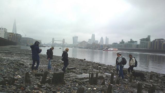 Vic Keegan's Lost London 49: the Thames foreshore