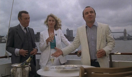 The London of Bob Hoskins and The Long Good Friday