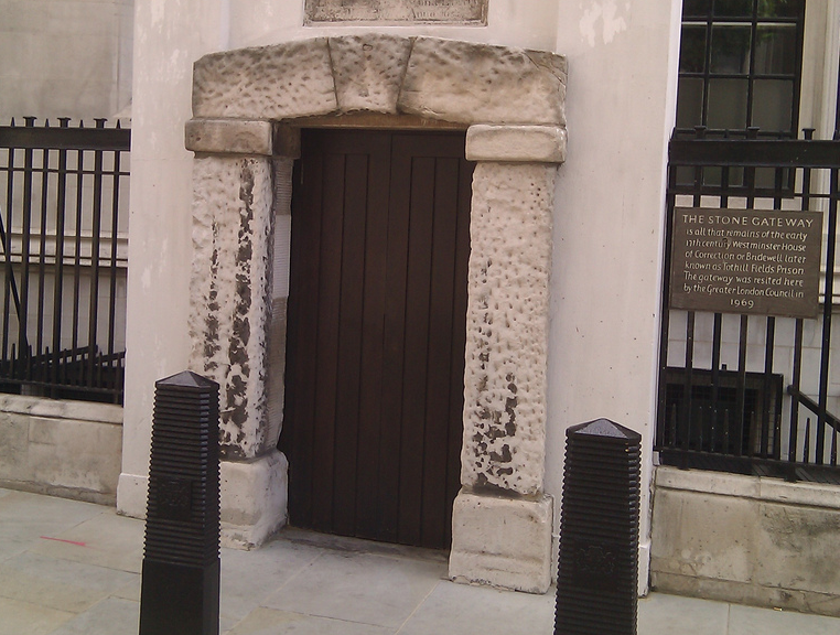 Vic Keegan's Lost London. 1: Westminster's prison gate