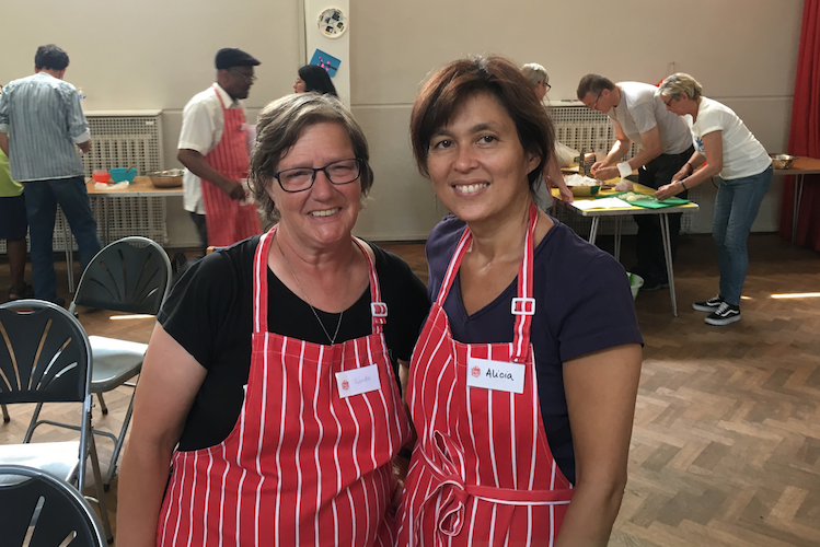 Bags of Taste: fighting food poverty two dishes at a time