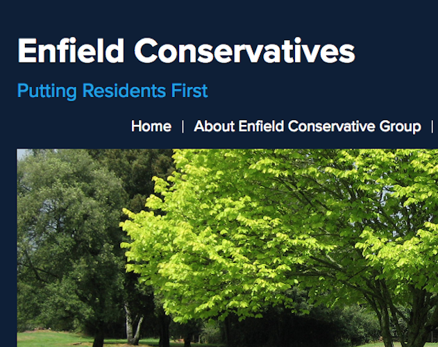 Enfield: Conservative council group hit by suspensions and resignation