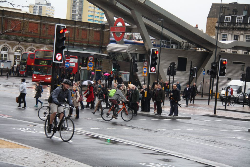 Rita Krishna: London's new cycling infrastructure makes things worse for pedestrians