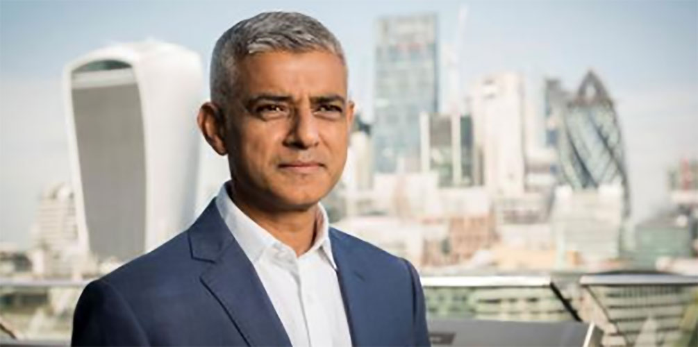 Sadiq Khan: More autonomy for UK cities can help combat 'the politics of blame and hatred'