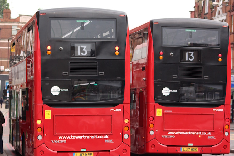 Transport for London announces new measures to lessen bus driver fatigue