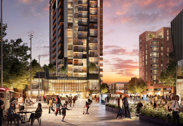 Haringey: Divisions emerge as council prepares for Love Lane estate residents' regeneration ballot