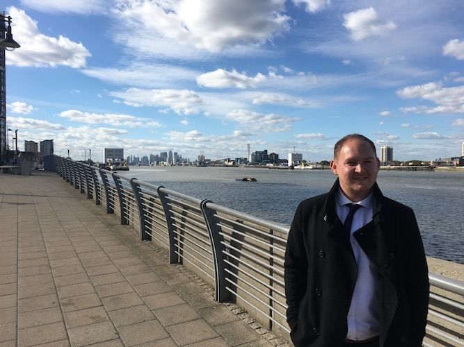 Greenwich: A walk through Woolwich, past and present, with council leader Danny Thorpe