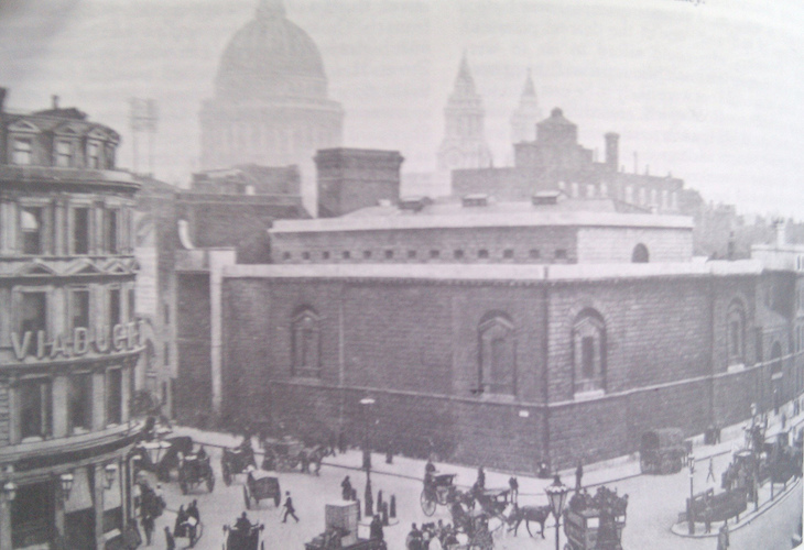 Vic Keegan's Lost London 64: The notorious Newgate prison