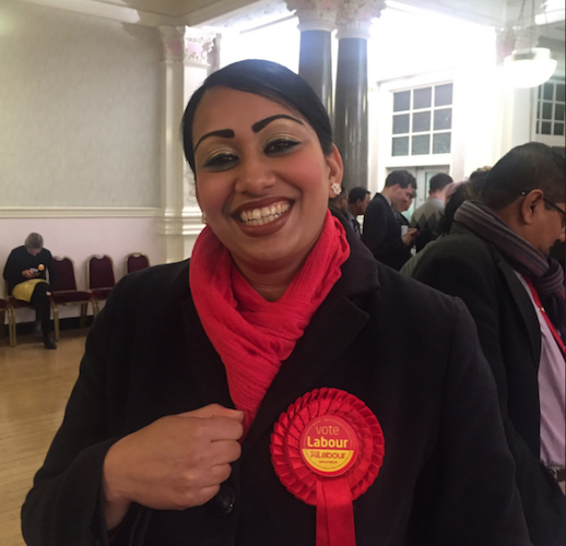 Newham: Labour retain Boleyn ward with big by-election majority