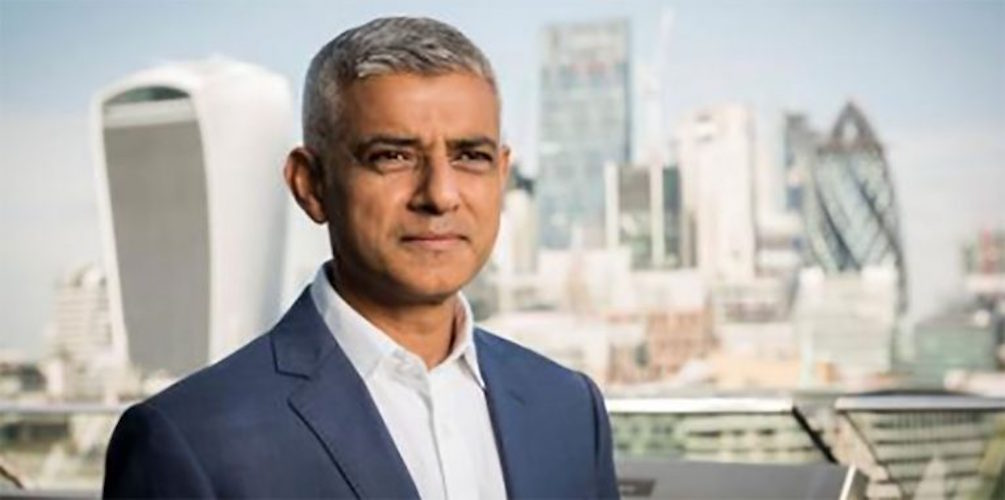 How did Sadiq Khan do in 2018?