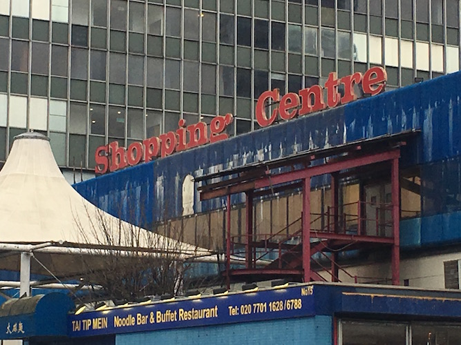 Regenerating the Elephant & Castle shopping centre. Will it bring 'good growth'?