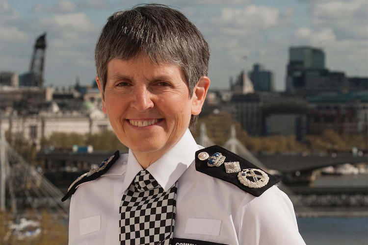 London knife crime rise a 'new phenomenon' with drug trade 'at the root of it all,' says Met chief Cressida Dick