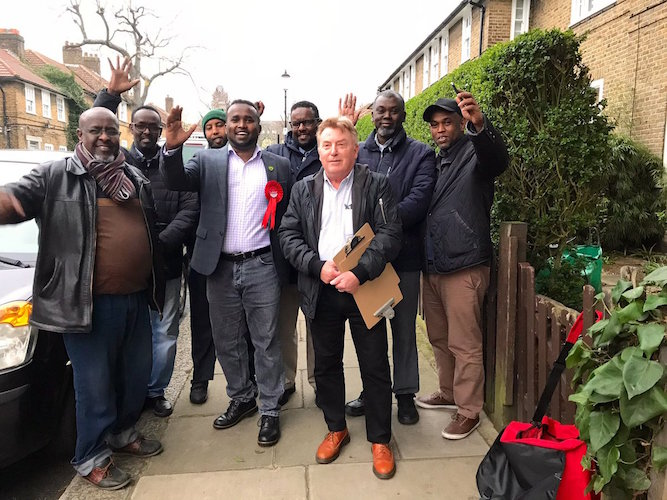 Kensington & Chelsea: Labour wins Dalgarno by-election, but with reduced vote share