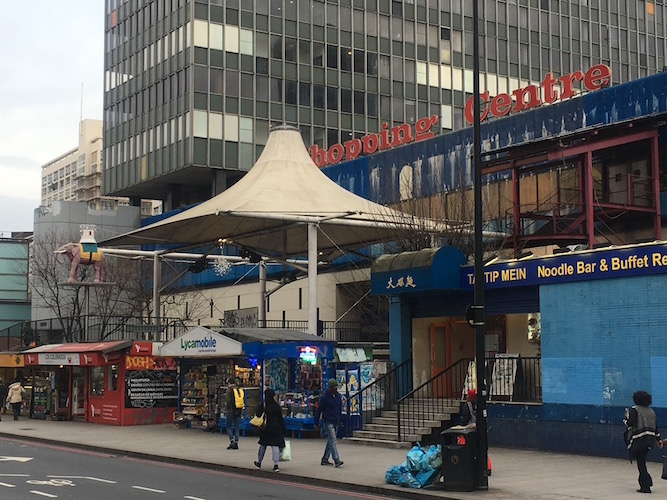 Elephant & Castle shopping centre traders accept relocation offers