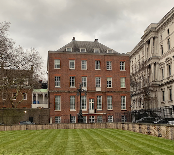 Vic Keegan's Lost London 83: The perfidious rogue of Downing Street