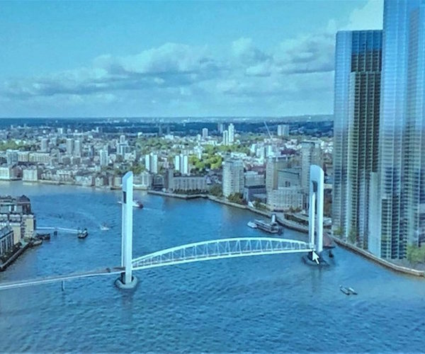 Shelving of Rotherhithe-Canary Wharf bridge showed 'good governance', says Heidi Alexander