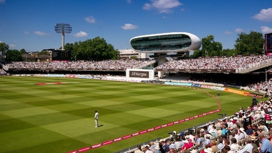 Charles Wright: Lord's cricket ground continues to provide a great London sporting day out