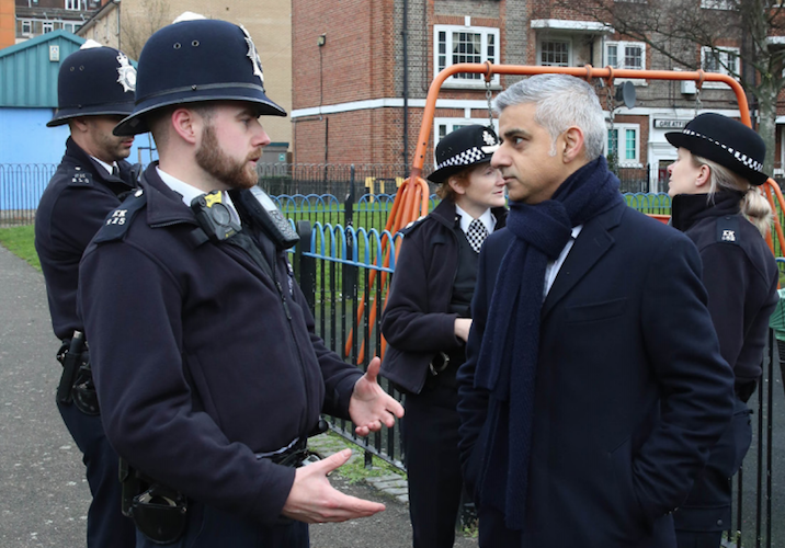 Tory criticisms of Sadiq Khan over knife crime aren't working. Why?