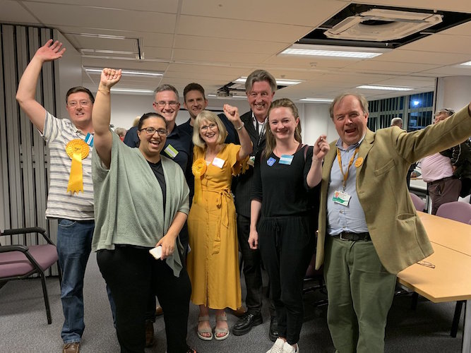 Merton: Lib Dem gain in Cannon Hill by-election is blow for Labour and worrying for local Tory MP