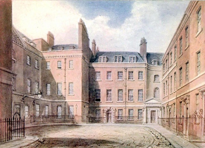 Vic Keegan's Lost London 97: A meeting at the Colonial Office