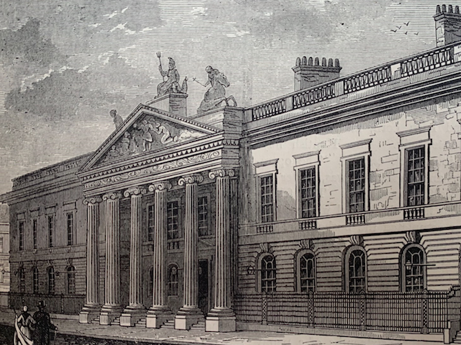 Vic Keegan's Lost London 93: The East India Company's Leadenhall Street home