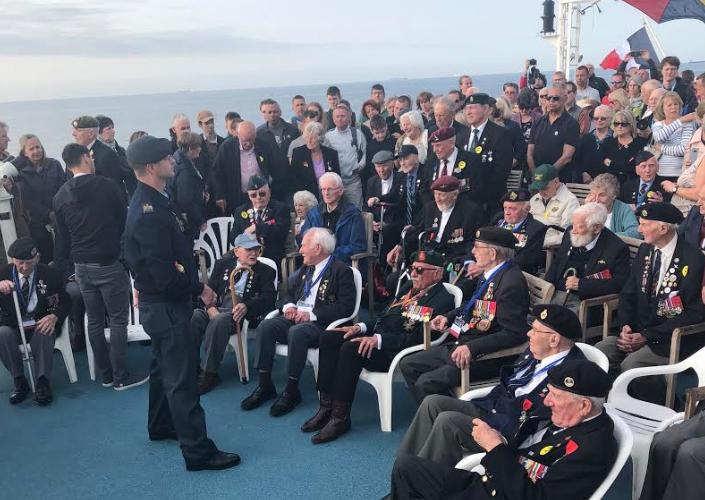 1d3f0c84f96c D-Day 75th anniversary: London veterans look back - OnLondon