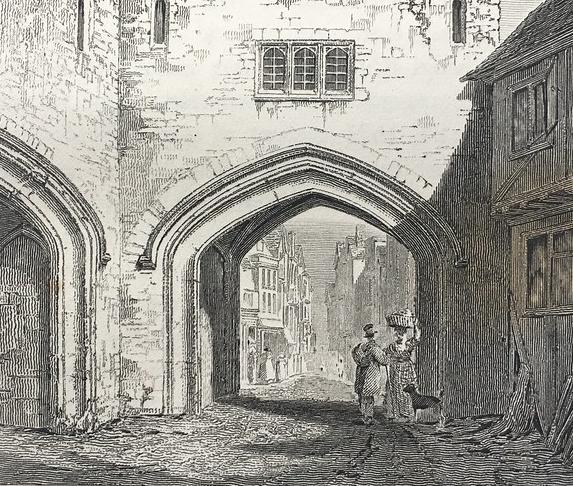 Vic Keegan's Lost London 95: The Gatehouse Prison