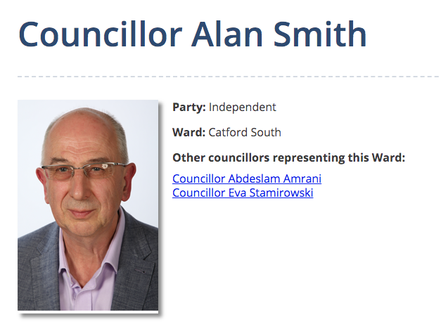Dave Hill: Alan Smith's resignation from Labour in Lewisham shows how low that party has sunk