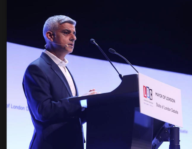 Sadiq Khan calls on all London MPs to stop no-deal Brexit. How many Tories are listening?